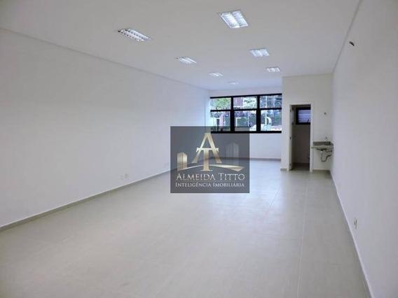 Excelente Sala À Venda No Condomínio Prime Office 23, 57 M²- 1 Vaga De Garagem - Granja Viana - Cotia/sp - Oportunidade Confira! - Sa0457
