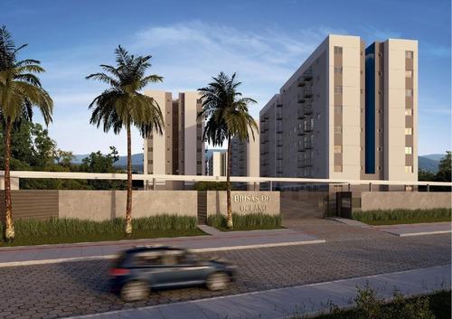 Apartamento Com 2 Dormitórios À Venda, 60 M² Por R$ 160.500,00 - Praia De Fora - Palhoça/sc - Ap0150