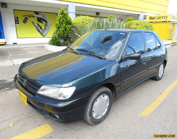 Peugeot 306 Xr 1.8 Mecánica Hb