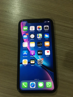 iPhone Xr 128gb Defeito