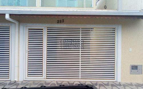 Imagem 1 de 17 de Sobrado Com 2 Dorms, Mirim, Praia Grande - R$ 350 Mil, Cod: 5532 - V5532