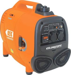 Grupo Electrogeno Generador Nafta Inverter Lusqtoff Lgi1100