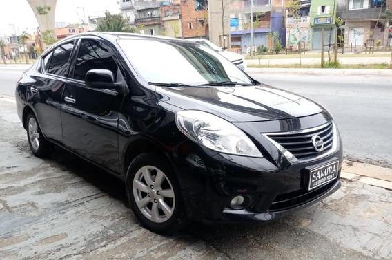 Nissan Versa 1.6sl Flex 2014 S/entrada 48x 1.206 Aplicativos