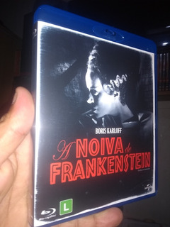 A Noiva De Frankenstein 1935 - Original - Frete Grátis