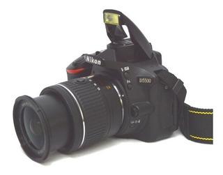 Camara Nikon D5500 Video Profecional 24 Mpx Wi-fi Usada (g)