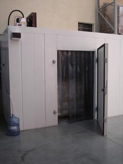 Camara Frigorifica 6m2 Panel Puerta Sin Motor Precio Es X 1 M2 Incluye Todo Los Accesorios De Armado