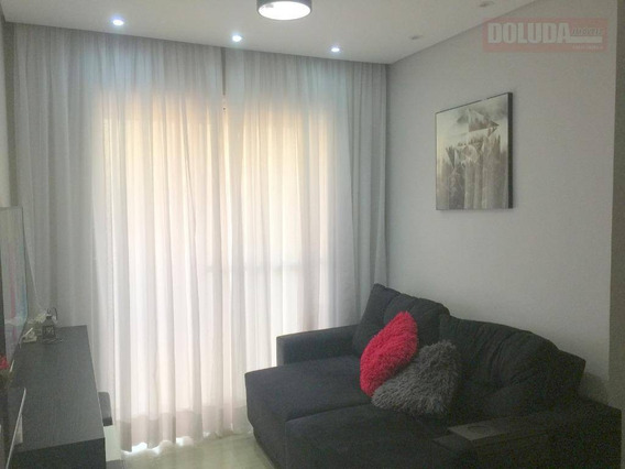 Apartamento Com 2 Dormitórios À Venda, 51 M² Por R$ 265.000 - Ap1100