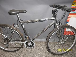 Bicicleta Mtb Rodado 26 Cromada