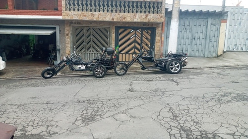 Top Triciclo Mad Max