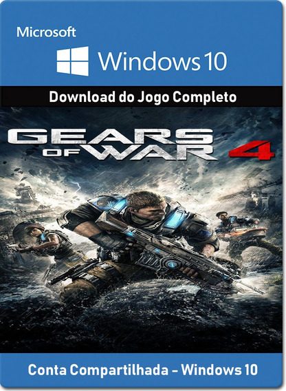 Gears Of War 4 - Windows 10 - Online - Pc
