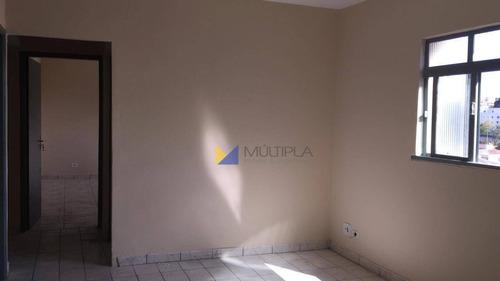 Apartamento Com 2 Dormitórios Para Alugar, 63 M² Por R$ 950/mês - Jardim Bom Clima - Guarulhos/sp - Ap0260