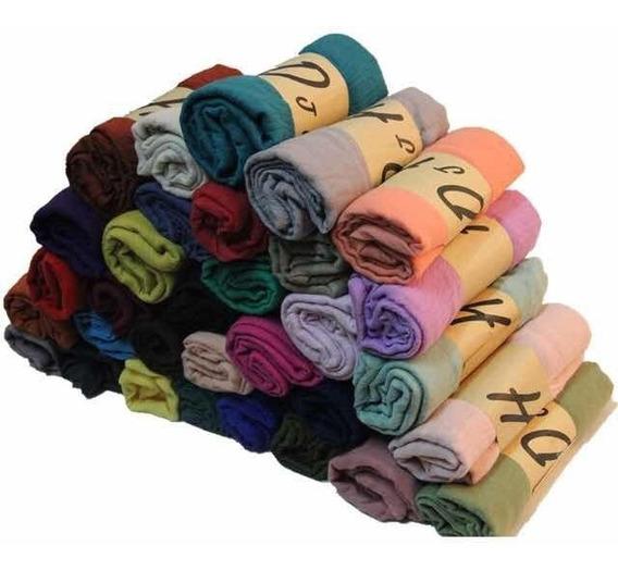 Mayoreo 12 Pashmina ,colores Surtidos Bufanda , Pareo