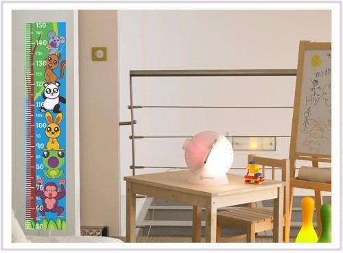Regla Medidora Infantil | 1mx20cm | Vinilo Design