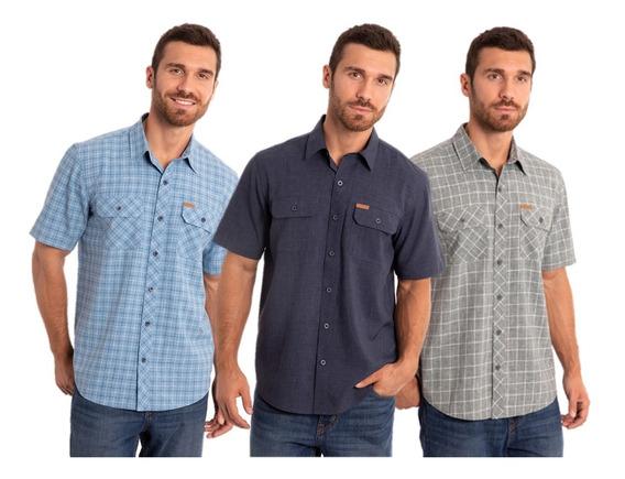 Camisa Para Caballero Orvis Original Talla Xl Super Comoda