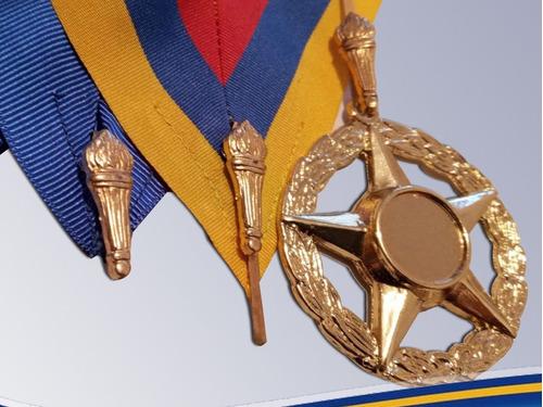 Medallas 5 Puntas Para Promociones