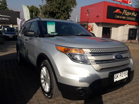 Ford Explorer Ecoboost 2.0 Automatica 4x4