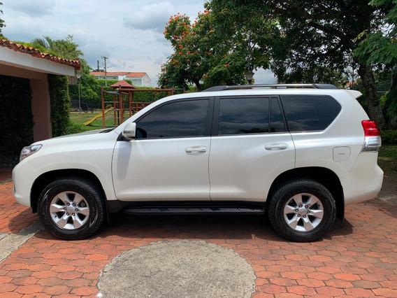 Toyota Prado Tx Blanca