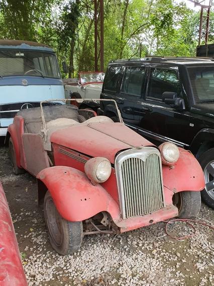 Singer Roadster 1948