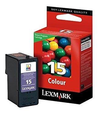 Programa De Devolucion De Color De Lexmark No 15 Cartucho D