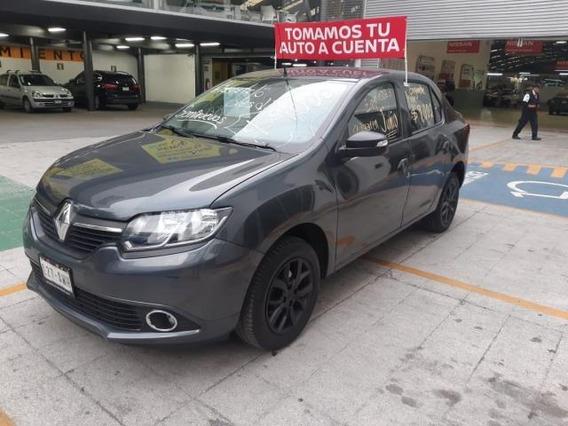 Renault Logan Intens L4/1.6 Man Credito Para Uber