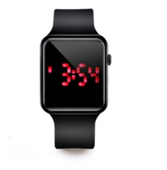 Reloj Led Watch Sport Varios Colores