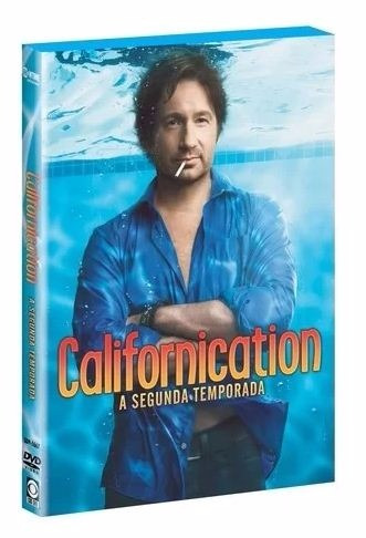 Californication Drama Romance Box Dvd Novo Lacrado Orig