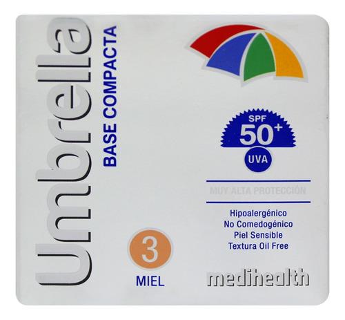 Imagen 1 de 1 de Base Compacta Umbrella Sp F50 3 Miel