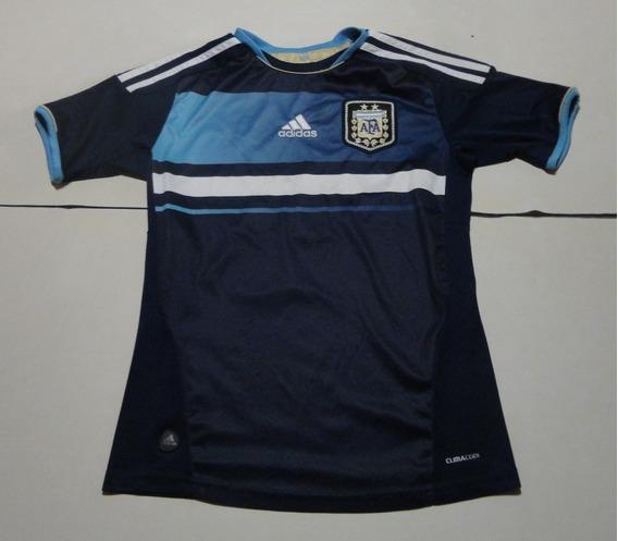Camiseta De Argentina Afa adidas Azul, Talle 14