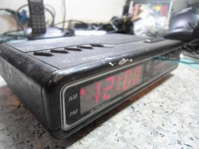 Rádio Relógio Ge Wake
