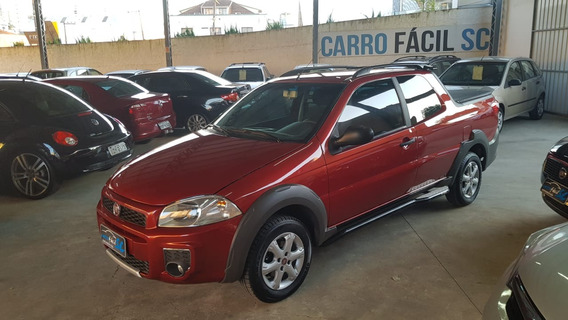 Fiat Strada Working 1.4 Flex 2015