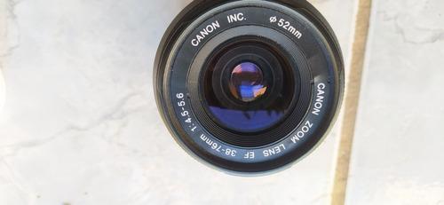 Lente Canon Ef 36 78 Mm Com Fungo