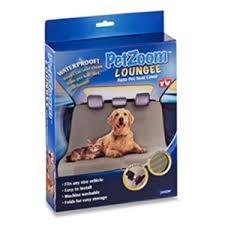 Funda Cubre Asiento Tapizado Perro Mascota Auto Camioneta