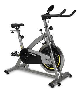 Bicicleta Fija Spinning Spin Max 640 Disco 18 Kg N F