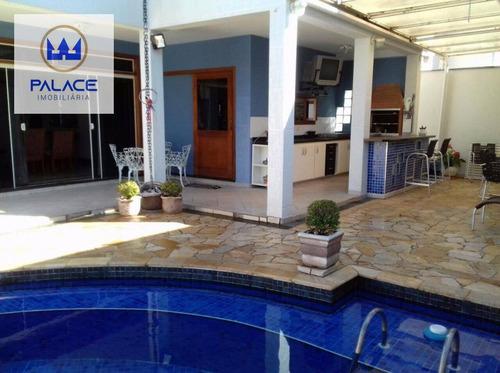 Casa À Venda, 300 M² Por R$ 1.500.000,00 - Terras De Piracicaba - Piracicaba/sp - Ca0305