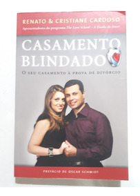 Livro: Casamento Blindado - Renato & Cristiane Cardoso