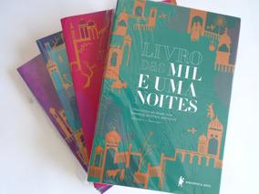 Livro Das Mil E Uma Noites 04 Volumes Editora Globo