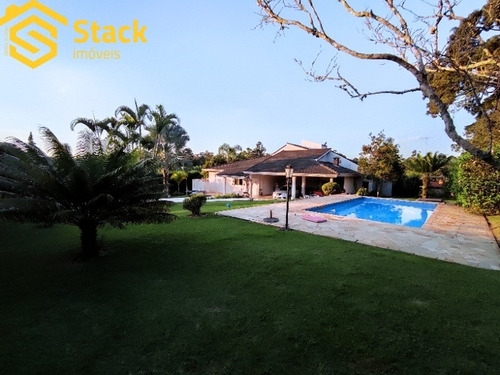 Ampla Casa Térrea Em Condomínio Fechado - Parque Da Fazenda - Itatiba/jundiaí-sp - Ca01802