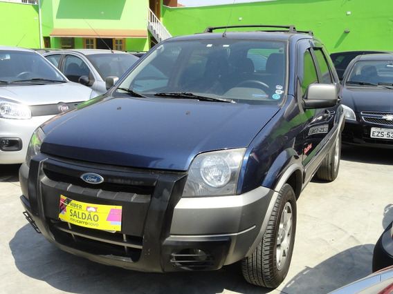 Ford Ecosport Freestyle 1.6 Xls Flex 5p