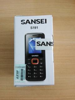Celular Sansei S191