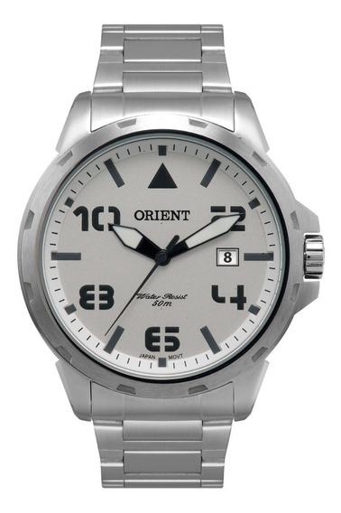 Relógio Orient Masculino Sport Mbss1195a S2sx Prata Oferta