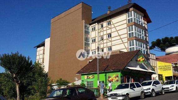 Apartamento Com 3 Dormitórios À Venda, 107 M² Por R$ 540.000 - Logradouro - Nova Petrópolis/rs - Ap2682