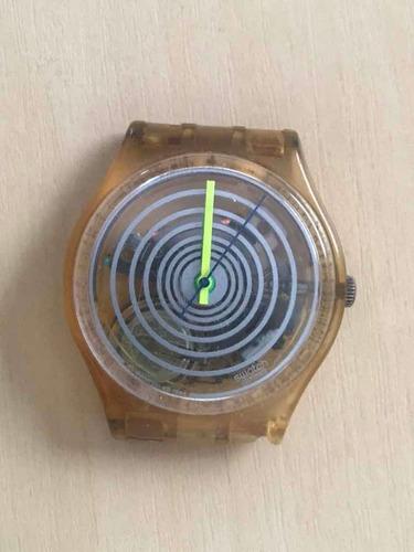 Relógio Swatch Transparente Suíço 1994 Colecionador