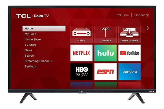 Televisor Smart Tv Marca Tcl 49 Led - Roku Tv