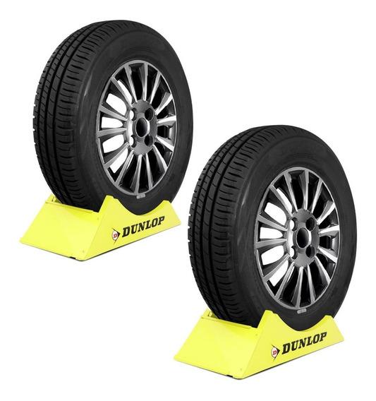 2 Pneus Aro 14 Dunlop Touring 175/65 R14 82t