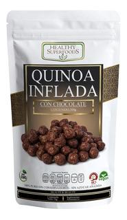 Quinoa Inflada Orgánica Con Cacao 300g