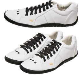 fec4f0ea95 Sapatenis Osklen Branco Tricolor Original - Calçados, Roupas e ...