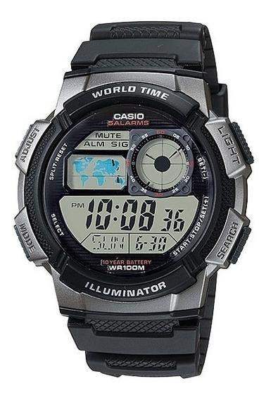 Relógio Digital Casio Ae1000w-1bvdf