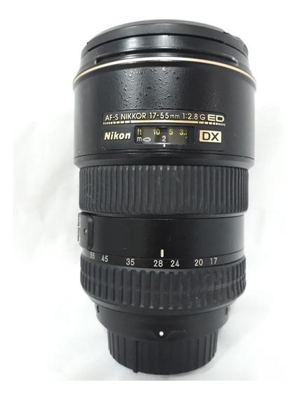 Lente Nikon Zoom Dx Af-s 17-55mm F/2,8g Ed