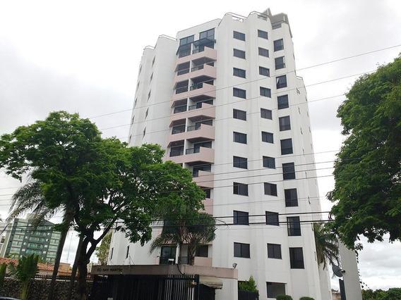 Apartamento Com 3 Dormitórios Para Alugar, 100 M² Por R$ 1.300,00/mês - Mangal - Sorocaba/sp - Ap1342