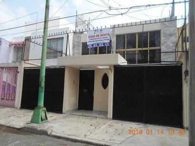 Se Renta Casa En Calle Privada Cerca Museo Del Sistema Del Transportes Electricos | Casa En Renta